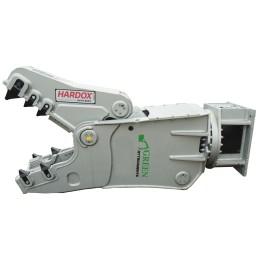 Гидроножницы для измельчения бетона с ротатором Yellow R 80 (7800 кг) для экскаватороввесом 65-120 т