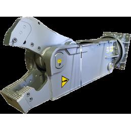 Metallileikkuri Yellow S 70 (70 … 100 t) 6900 kg Romuleikkuri