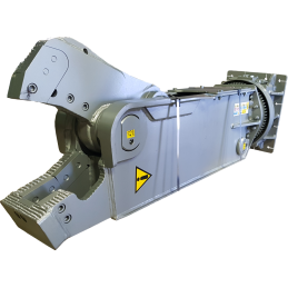 Metallileikkurit Yellow S 100 (90 … 120 t) 9950 kg Romuleikkuri