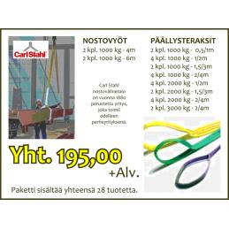 Carl Stahl 28 kpl