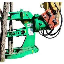 Cisailles pour arbre Blue PW350 (13 … 25 t) 1100 kg