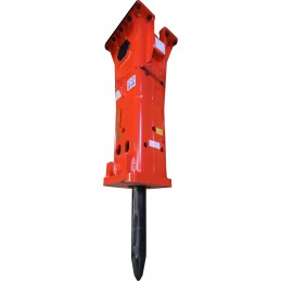 Hydraulic Breaker Red 125 (14…20 t) 1200 kg