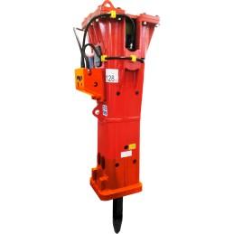 Hydraulikhammer Red 095 (9…15 t) 950 kg