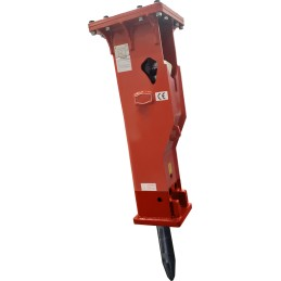 Hydraulhammare Red 021 (2.5…6 t) 210 kg
