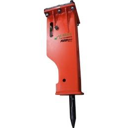 Marteau hydraulique  Red 009 (0.75…1.5 t) 80 kg