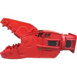 Гидроножницы для измельчения бетона с ротатором Yellow R 20 (2100 кг) ляэ кскаватороввесом 18-26 т