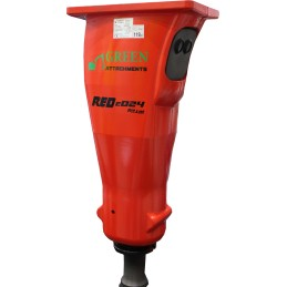 Hydraulic Breaker Red e 053 (8.5...13.0 t) 505 kg