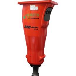 Martillo Hidráulico Red e 053 (8.5...13.0 t) 505 kg