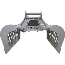 Грейферы серии Yellow G 15NH (1300 кг) для экскаваторов весом 15...25т.
